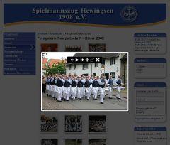 Spielmannszug Hewingsen - Bildergalerie